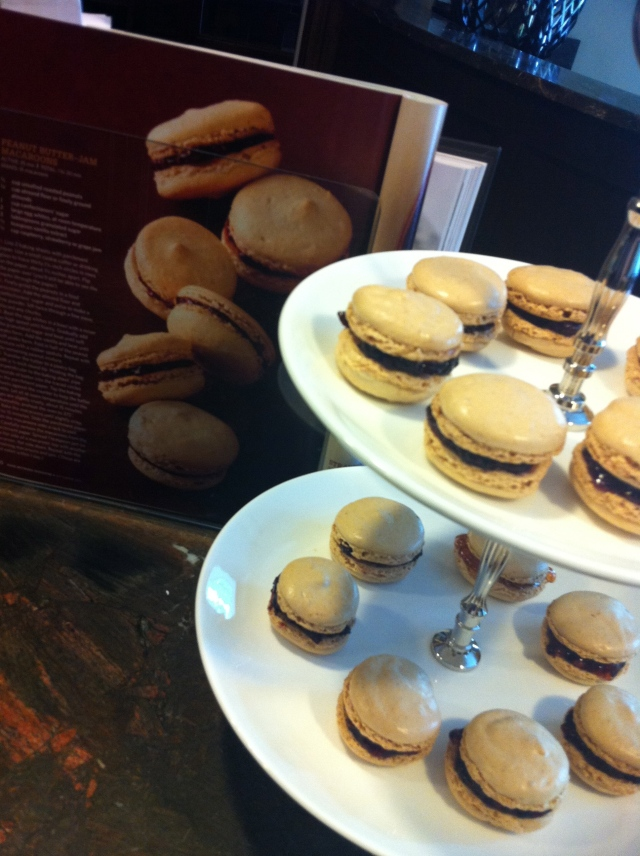 American version of the French Macaroon