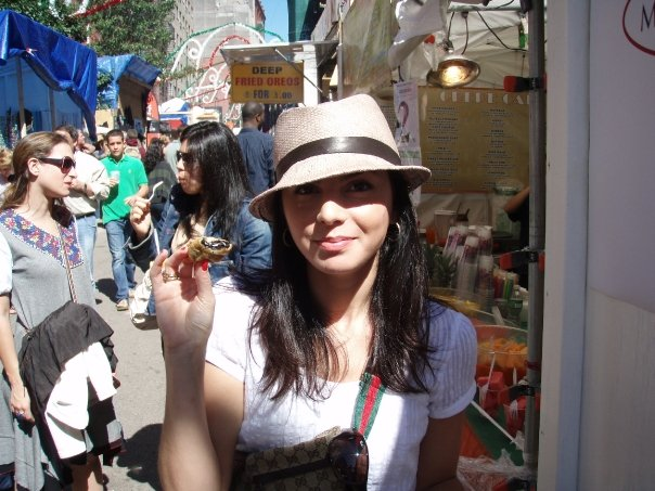 Oreo NYC 2009