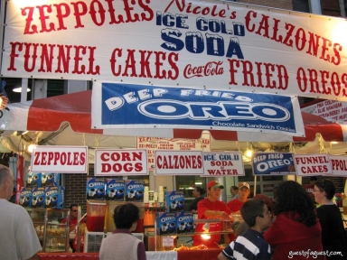 San Gennaro Deep Fried