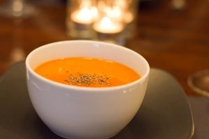 Patricia Delicia's Butternut Squash Soup.