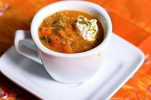 Dunya Red Lentil Soup