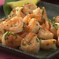 """Fancy"" Pernod Shrimp (Quick and easy)"