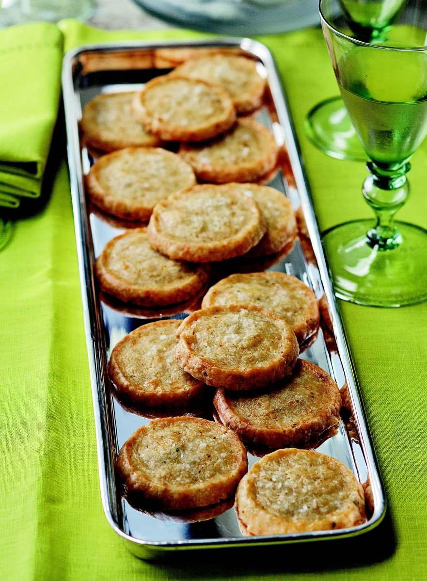 Jalapeno n' Cheddar Shortbread Crackers | Vanilla Bean Online