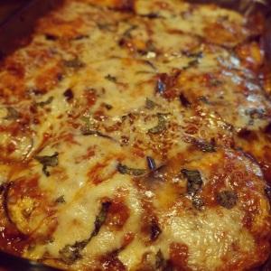 Eggplant Baked insta
