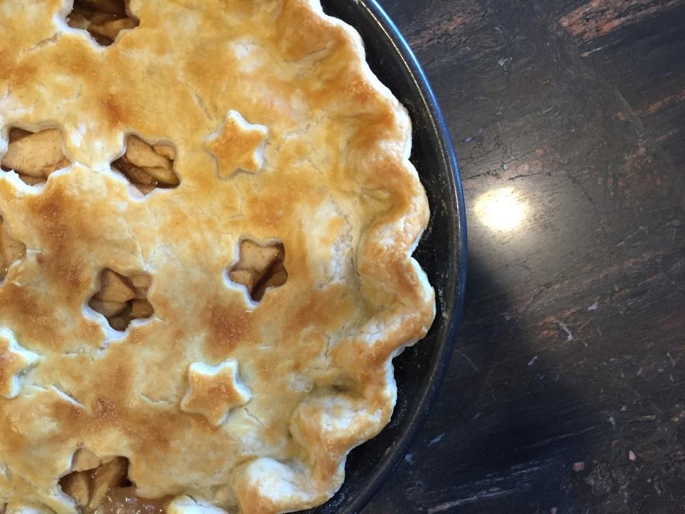 Apple Pie Glam shot 1