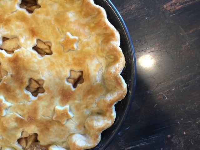 Apple Pie Glam shot 1