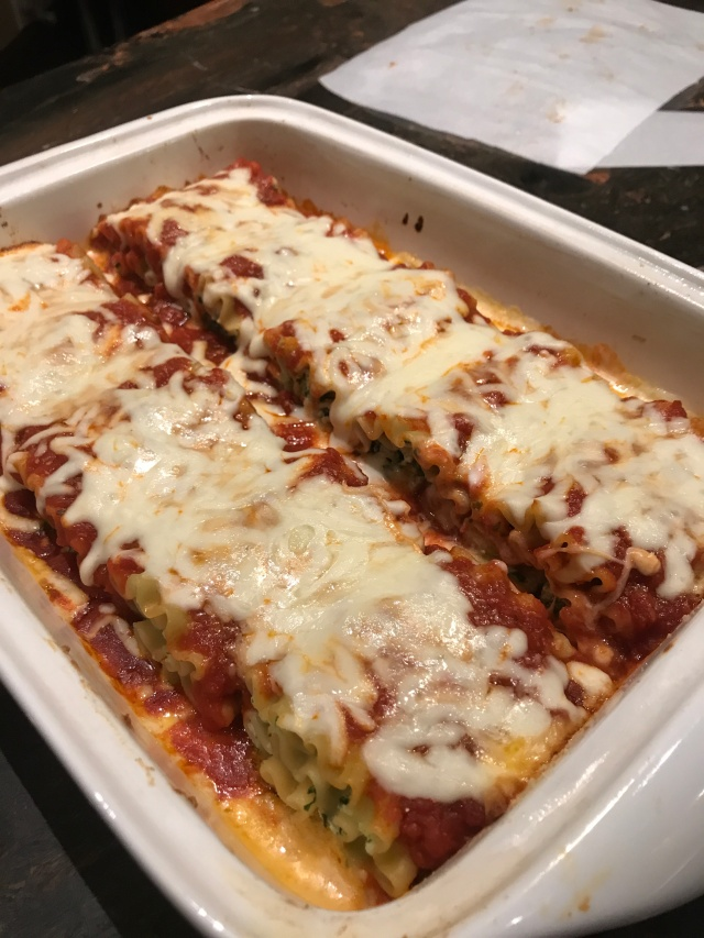 Lasagna Rolls Glam